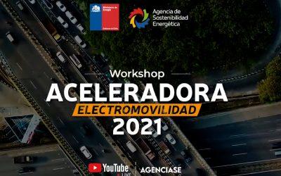 Flesan comparte su experiencia en Workshop Aceleradora de Electromovilidad 2021