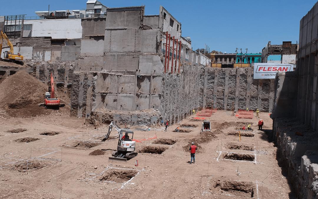 """Flesan Geotecnia participa en Seminario """"Excavaciones profundas y obras complejas"""" del CDT"""