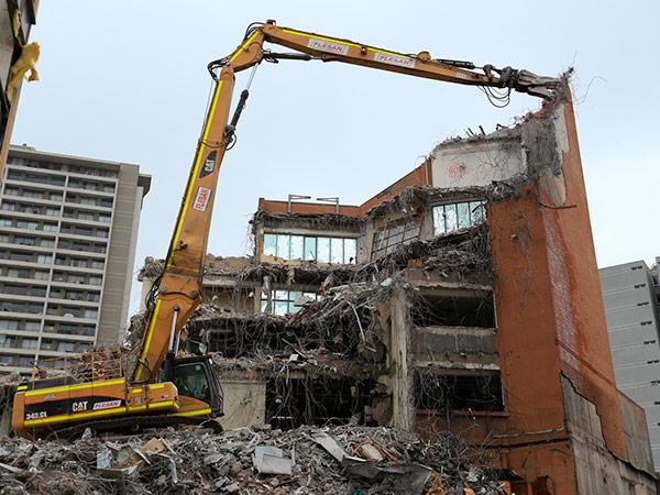 Mega demoliciones