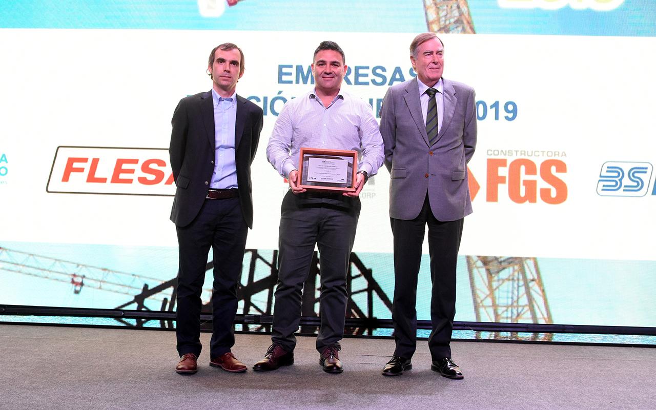 Grupo Flesan premiado por sus Buenas Prácticas en Seguridad y Salud Laboral