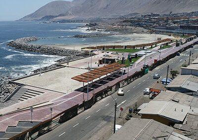 Mejoramiento Borde Costero Sector Playa El Salitre de Tocopilla