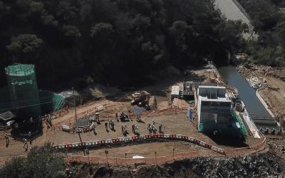 Medios destacan obra donde participó Flesan Infraestructura que asegura agua a Valparaíso